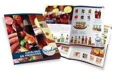 Catálogo de Produtos do Supermercado Pérola.