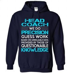 Awesome Shirt For Head Coach #shirt #fashion. ORDER NOW => https://www.sunfrog.com/LifeStyle/Awesome-Shirt-For-Head-Coach-8516-NavyBlue-Hoodie.html?60505