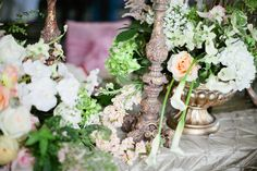 Pink and Mint Wedding Inspiration from Samantha Clarke Photography