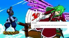 fairy tail text post meme | Tumblr