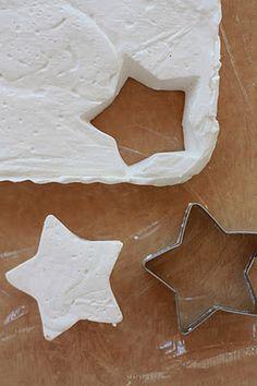 Marshmallow Fairy Wands.  Make your own marshmallows.
