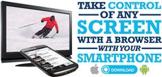 Clickthis - watch youtube on any screen with browser and use your smartphone as remote control!