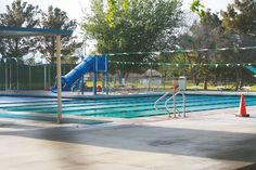 Sgt. John Pinney Memorial Pool is located less than 3 miles from Santiago Ridgecrest Estates. It features a slide for the kids and has been used by more than 20 national champions, All-Americans and CIF champions.