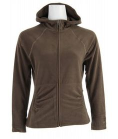 On Sale White Sierra Delta Jacket Cigar - Womens up to 45% off. FREE shipping over $50.