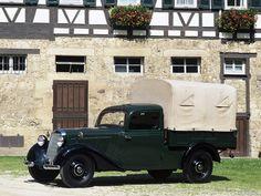 Mercedes-Benz 170 V von 1936 – Urahn der E-Klasse