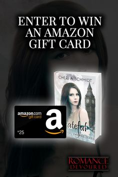 ENTER HERE TO WIN GIFT CARD AND AUDIOBOOK! Win a $25 Amazon Gift Card & Audiobooks from Bestselling Author Cheri Schmidt