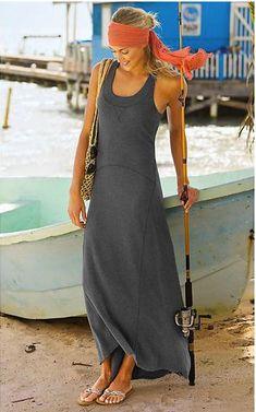 Koh Tao Maxi dress, Athleta