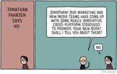 No al marketing