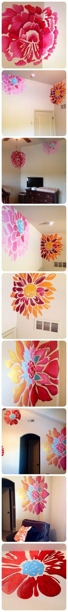 Mural art by artist Beth Snider/penelopeinmypocket.com