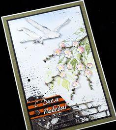 Мамина мастерская: День Победы... открытка