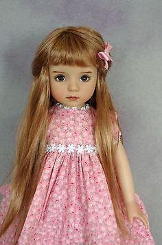 Dianna Effner Little Darling 1 Painted by Joyce Mathews of Kuwahi Dolls | eBay