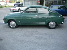 Saab - 96 V4 1,5 Deluxe - 1969