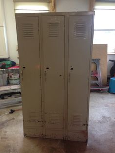 Fresh Old Gym Locker