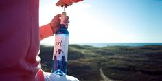 Yes, Soon You'll Be Able To Buy A Bottle Of Blue Wine  - ELLEDecor.com