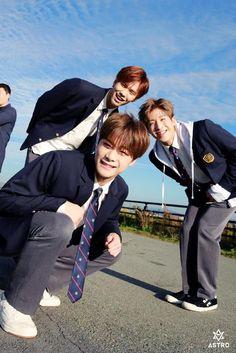 [10.11.16] Music Video behind the story - MoonBin, Rocky e JinJin
