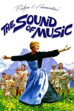 """Get The Sound of Music DVD and Blu-ray release date, trailer, movie poster and movie stats. """"The Sound of Music"""" is the inspiring true story of a nun in training named Maria whose life takes an unexpected turn when she is asked to serve as a. Sound Of Music Movie, Music Sing, Love Movie, Movie Tv, West Side Story, Best Kid Movies, Good Movies, Movies And Tv Shows, Childhood Movies"""