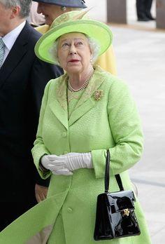 The Queen in Northern Ireland 27 June 2012