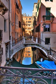 Venice #PatrickBorgenMD