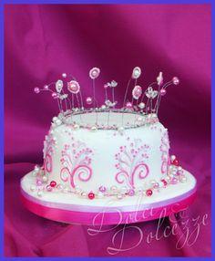 torta con perle-come-ricordo