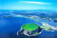 Isla de Jeju...una de las nuevas 7 maravillas del mundo