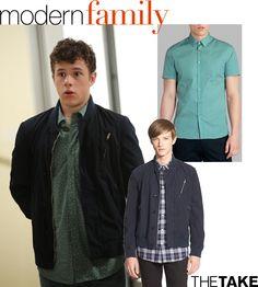 As Seen on Luke Dunphy in Modern Family Season 7 Episode 7 | TheTake.com