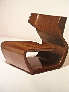 Marc Newson: Micarta Chair 2007