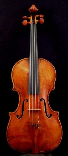 "Violin - Giovanni Battista Guadagnini | ""ex-Joachim"", 1775"