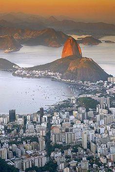 Rio de Janeiro - photo by Saul Santos Diaz