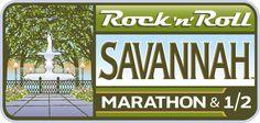 Savannah Rock n' Roll was marathon #3!  11/05/11 ~ 3:54:15!  It was a great day!