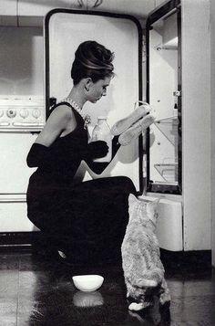 "Audrey Hepburn ""Breakfast at Tiffany's"""