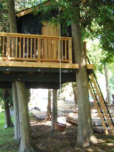 Treehouse Design, Pictures, Remodel, Decor and Ideas - page 7
