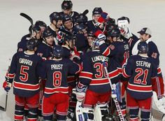 My Most Favorite Team EVER in any sport, the Broadway Blues, the New York Rangers! Lets Go Rangers! mikeshore   FREE Samples @ http://twurl.nl/02km5h