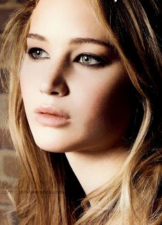 Jennifer Lawrence.  I love her so much.  Funny and smart and beautiful.  Her face reminds me of my mama too.  gorgeous.