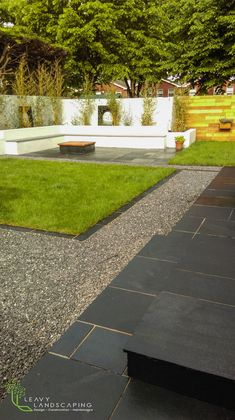 Black Limestone Patio_ Cedar Herb Wall, Collaboration with Maddie Dineen design & Leavy Landscaping 27 Limestone Patio, Landscape Design, Garden Design, Herb Wall, Ireland Landscape, Garden Landscaping, Collaboration, Sidewalk, Herbs