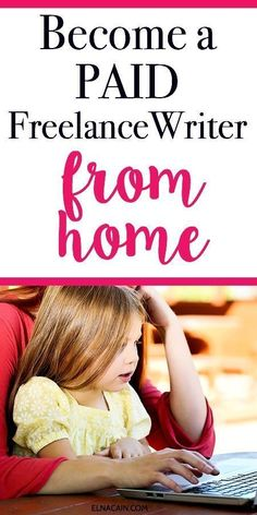 Freelance writing tips to help you get paid as a writer from home. Work at home as a freelance writer whether you are a mom, full-time worker, work at home mom or college student! Stop wasting your time.