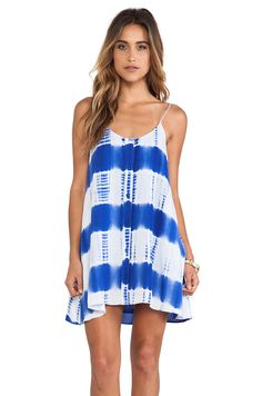 Cute as a beach cover-up or knotted to wear as a top