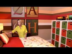 Design Your Kid's Room with Mary DeWalt - New Home Source | http://pintubest.com