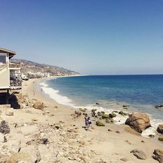 "@mrskmcary's photo: ""Family lunch on the beach #stearnsmovewest #california #malibu"""