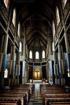 Bariloche catedral.Argentina.