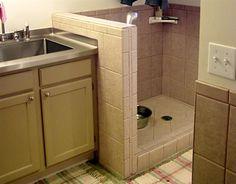 Mop Sink Dog Bath For Garage Recipes Pinterest Sinks