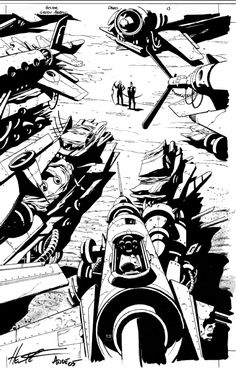 I MIEI SOGNI D'ANARCHIA - Calabria Anarchica: Green Arrow 20 Page 13  Artists: Phil Hester (Penc...