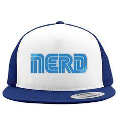 Sega Nerd Embroidered Trucker Hat