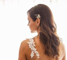 5 Romantic Hairstyles for your Wedding | Desiree Hartsock
