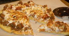 Pizza lowcarb de farinha de amêndoa – Revigorando a saúde