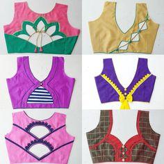 Chudi Neck Designs, Best Blouse Designs, Simple Blouse Designs, Blouse Back Neck Designs, Sewing Blouses, Cotton Blouses, Simple Boat, Indian Designer Outfits, Bride Look
