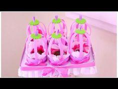 Decoração para Festa Infantil - Lembrancinha - Gaiola - YouTube