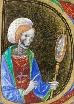 Image result for medieval manuscript town crier