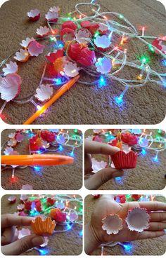 luminárias criativas para o natal - Pesquisa Google