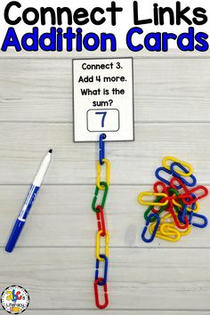 Connect Links Additi