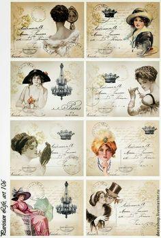 Imprimolandia: Vintage labels for printing Images Vintage, Vintage Tags, Vintage Labels, Vintage Ephemera, Vintage Pictures, Vintage Postcards, Vintage Photographs, Printable Vintage, Decoupage Vintage